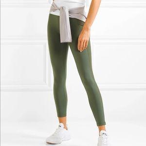 All Access Bandier Green Leggings